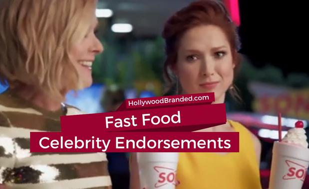 Fast Food Celebrity Endorsements