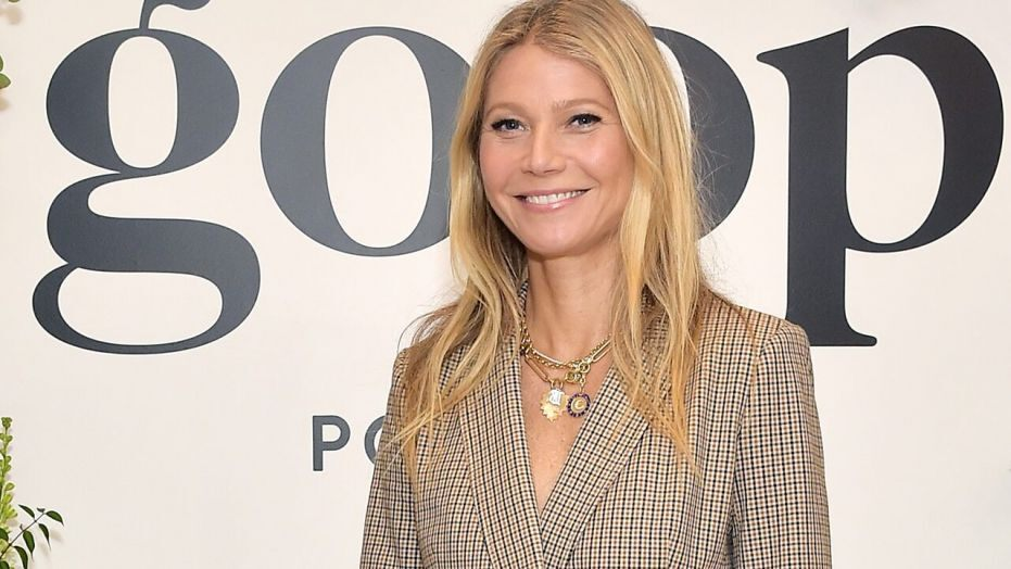 Gweyneth Paltrow goop celebrity line of makeup and skincare