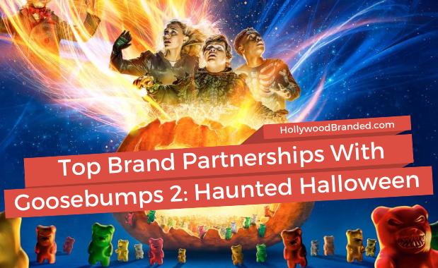 Goosebumps 2 - Top Brand Partnerships