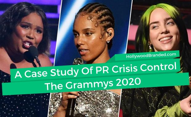 Grammys PR