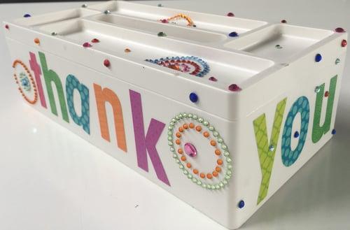 HB thank you box