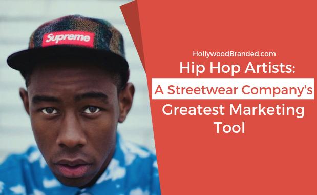 Hip Hop Artists A Streetwear companys Greatest Marketing Tool