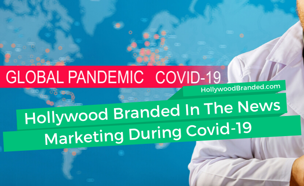 Hollywood Branded In The News Covid-19