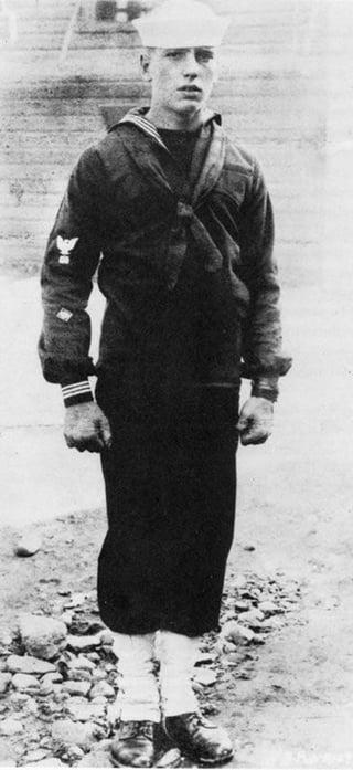 Hollywood Branded Humphrey Bogart military