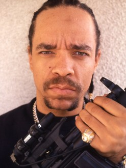 Hollywood Branded Ice-T military