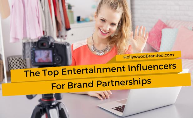 Influencer Entertainment Partnerships