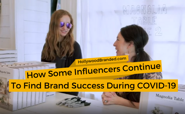 Influencers During COVID