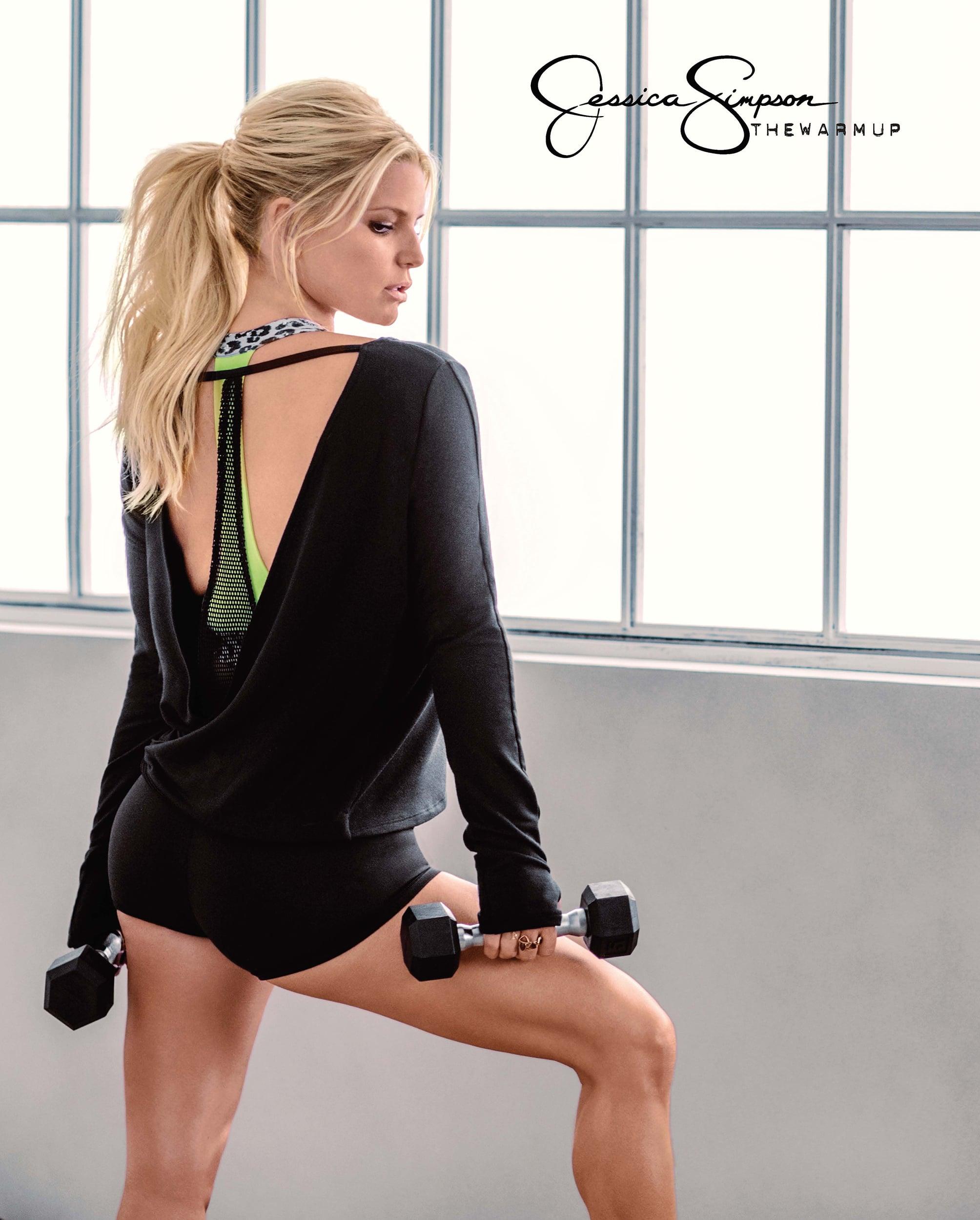 Jessica-Simpson-Fitness-Line-Warm-Up