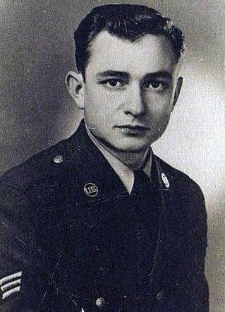 Hollywood Branded Johnny Cash military
