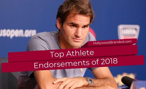 July Blog- Athlete Endorsements