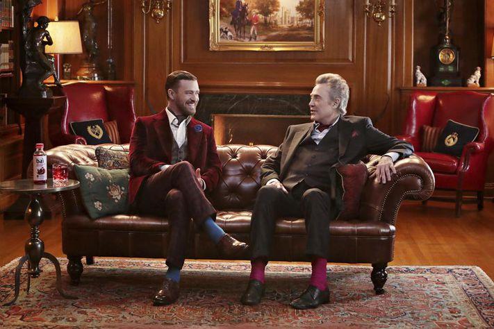 Justin Timberlake Bai partnership