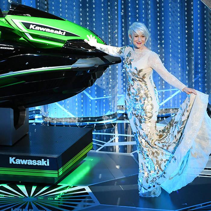 Kawasaki Oscars
