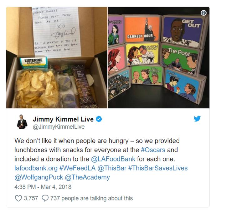 Kimmel lunch box