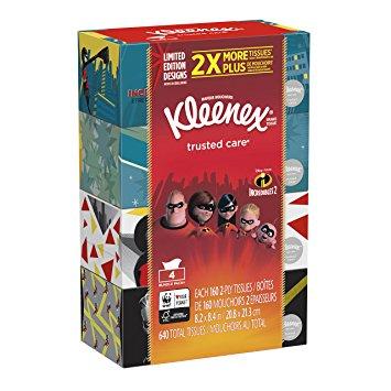 Kleenex Incredibles