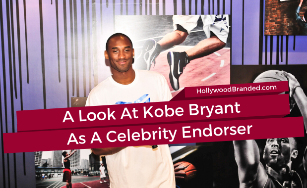 Kobe Bryant As A Celebrity Endorser