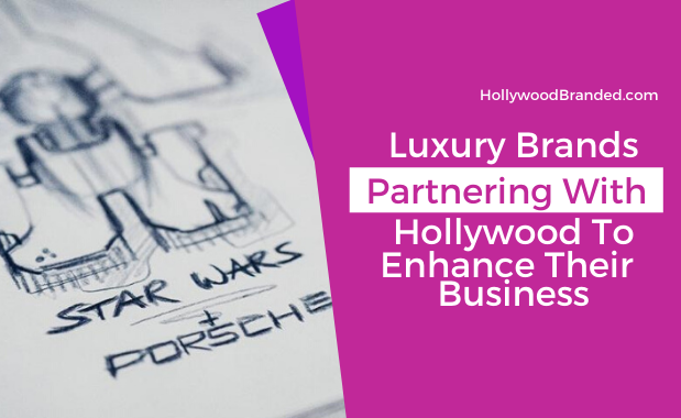 Luxury Brands Utilizing Entertainment Partnerships To Enhance Their Business canva