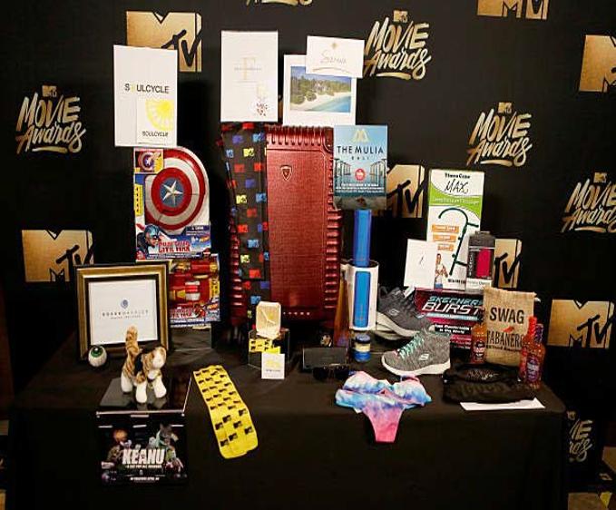 MTV Gift Bag
