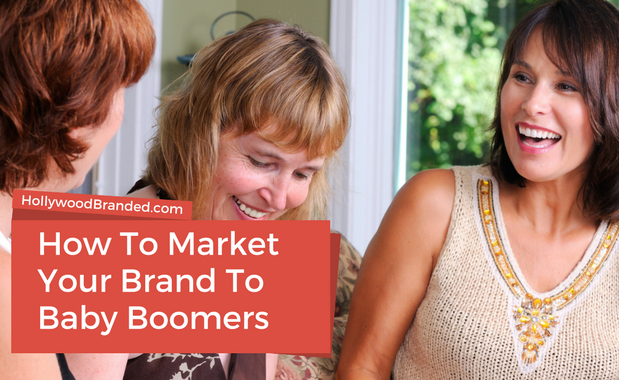 Market Your Brand To Baby Boomers