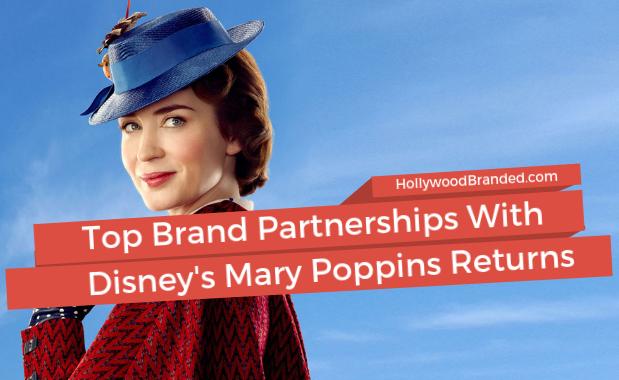 Mary Poppins Brand Partnerships Blog