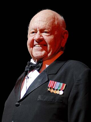 Hollywood Branded Mickey Rooney military