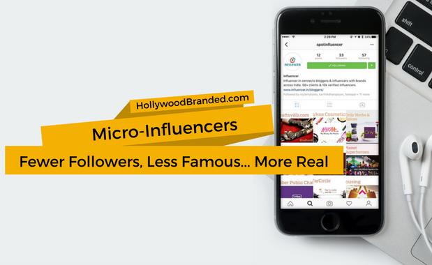 Micro Influencers Fewer Followers