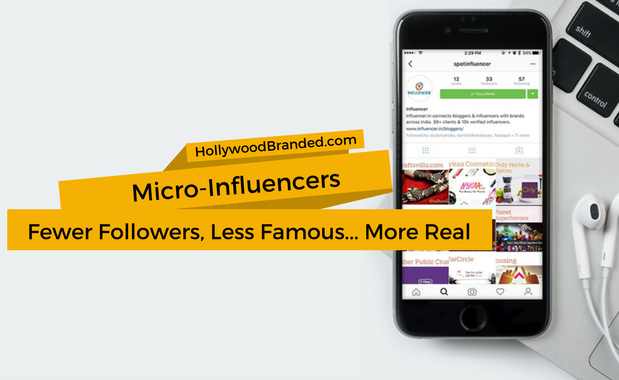 Micro Influencers Fewer Followers