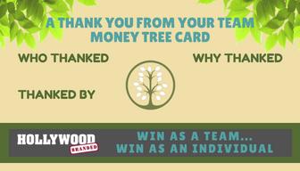 Money Tree Cards