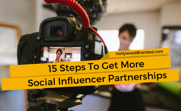 More Social Influencer Partnerships
