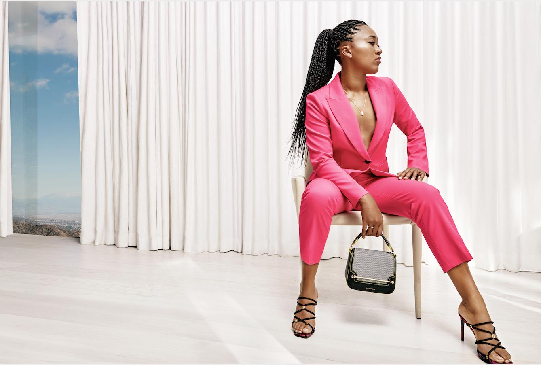 Naomi Osaka x Louis Vuitton