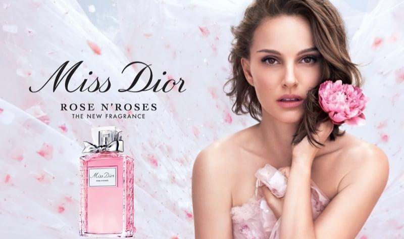 Natalie Portman Dior Campaign