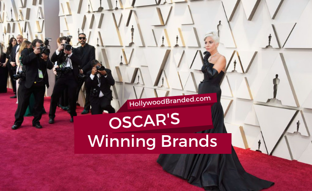 OSCAR'S Winning Brands On The Red Carpet