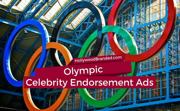 Olympic Celebrity Endorsement Ads