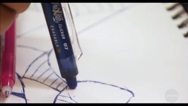 Pilot erasing