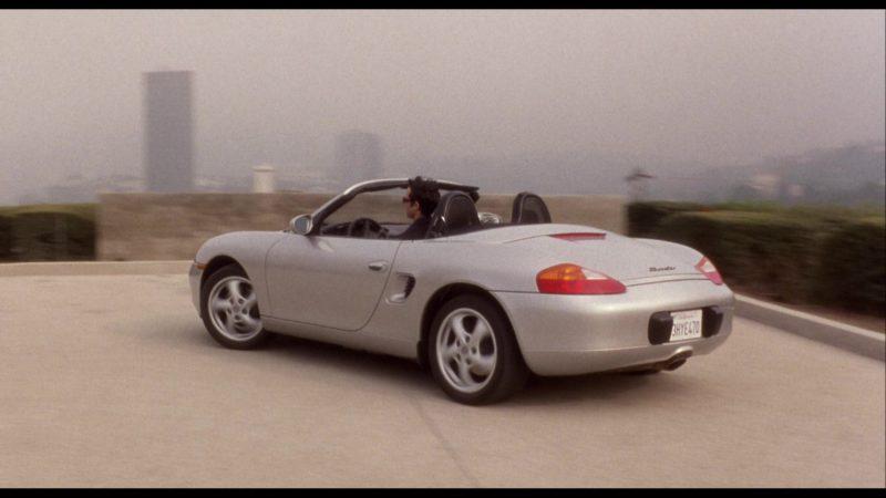 Porsche-Boxster-in-Mulholland-Drive