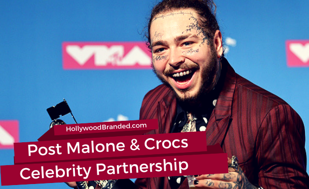 Post Malone & Crocs Partnership