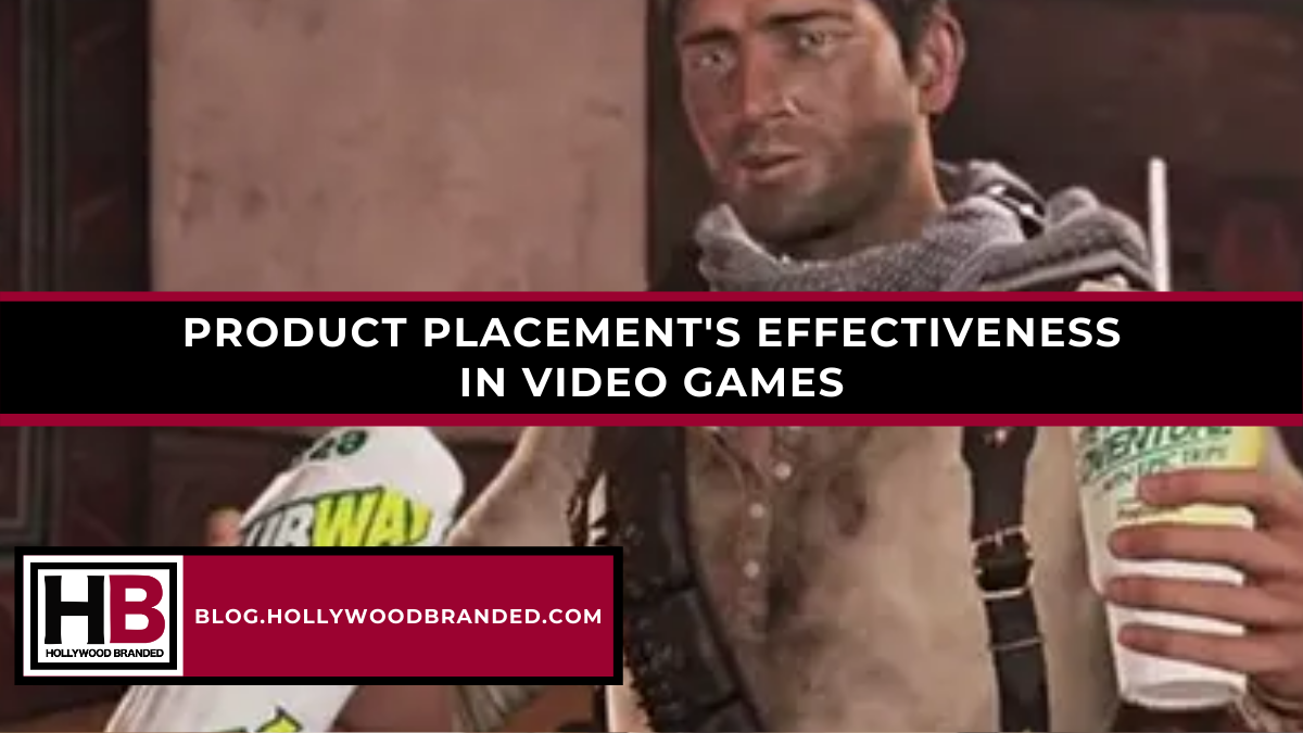 Product Placement Effectiveness In Video Games