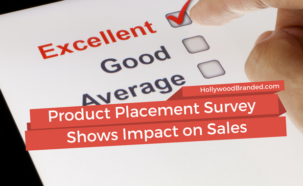 Product Placement Survey Shows Impact On Sales