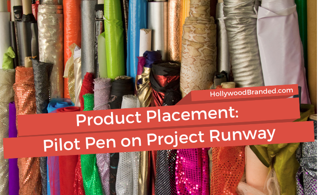 Project Runway Product Placement