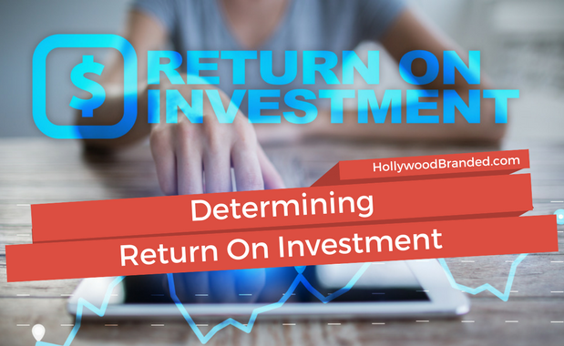 Return on Investment Product Placement
