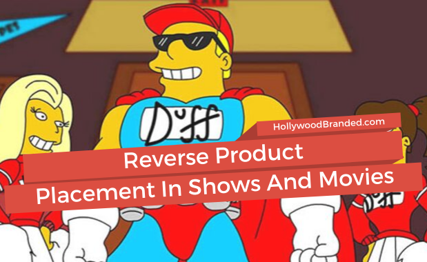 Reverse Product Placement In Shows And Movies