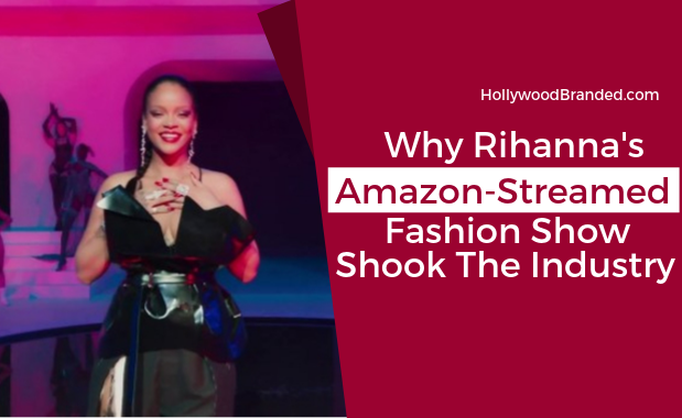 Rihanna Amazon Fashion Show