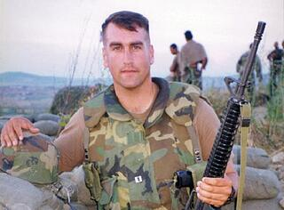 Hollywood Branded Rob Riggle military