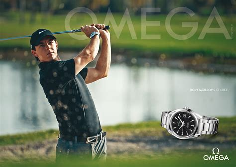 Rory Mcllroy Omega
