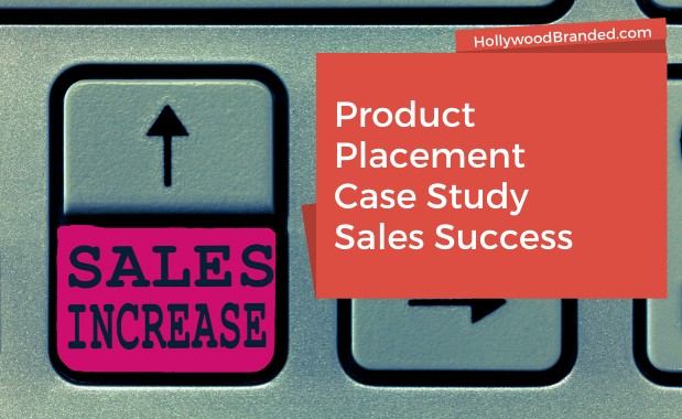 Sample Successful Product Placement Case Study Sales Success