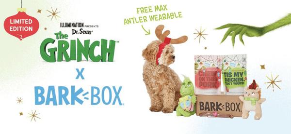 The GrinchXBark Box