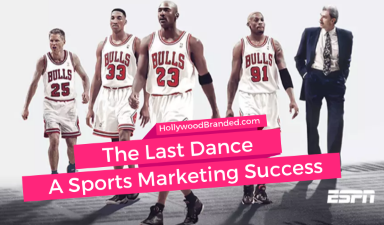 The Last Dance: A Sports Marketing Success