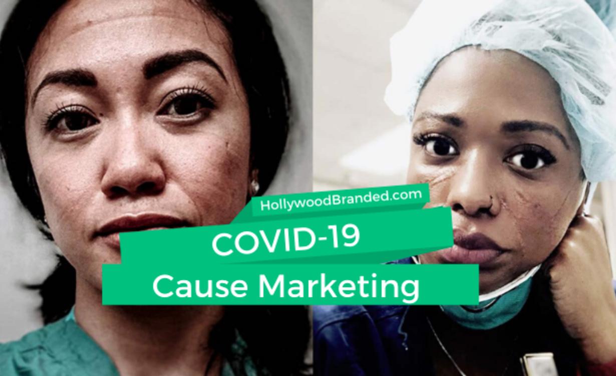 COVID-19 cause marketing