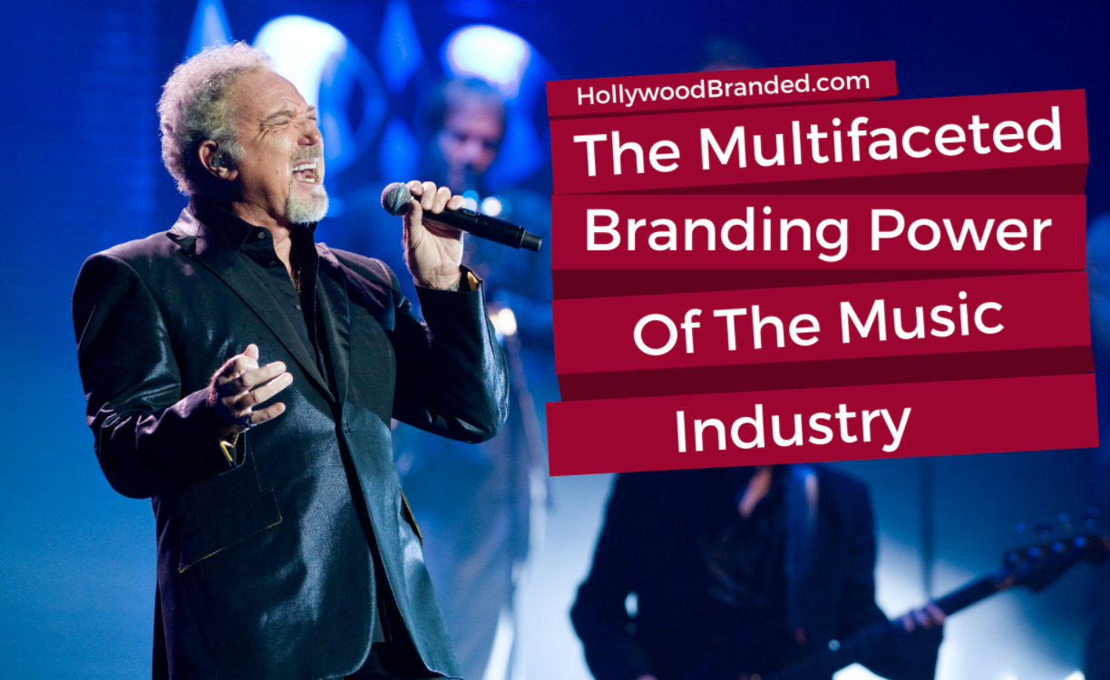 The Multifaceted Branding Power of the Music Industry