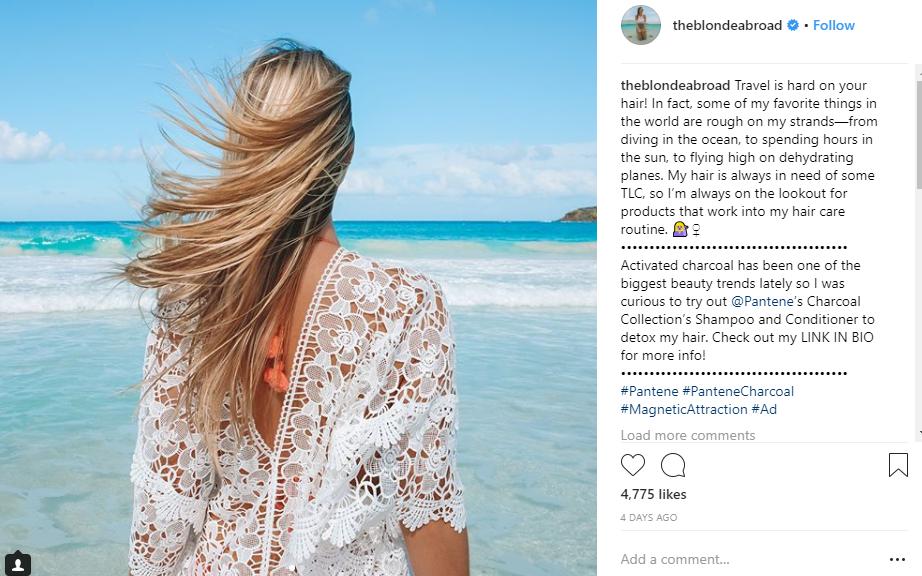 Kiersten Rich Instagram Post