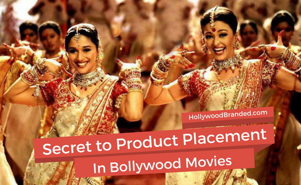 Secret to Product Placement in Bollywood Movies